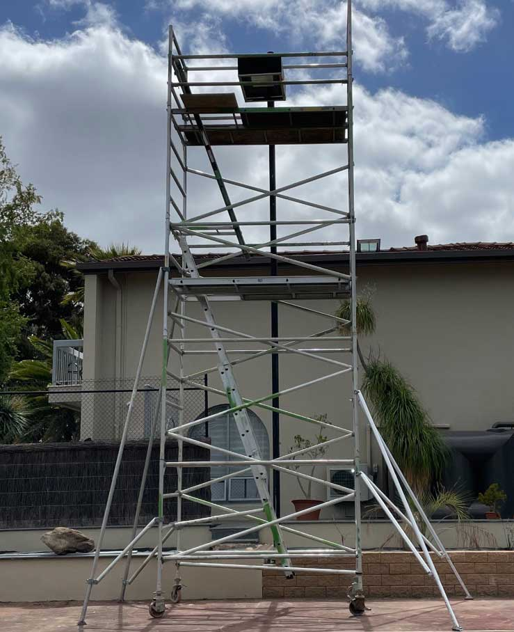 mobile scaffolding hire adelaide stairs scaffold hire